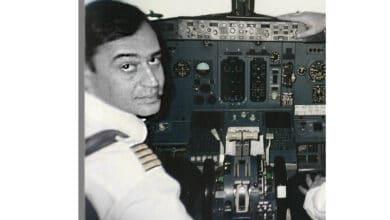 Photo of Havalimanında kalp krizi geçiren Kaptan Pilot Doğan Susin'i kaybettik