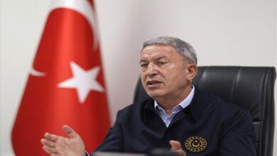 """Photo of Bakan Akar: """"Üç beş uçakla güç dengelerinin değişmesi mümkün değil"""""""