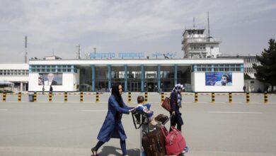 Photo of 19 Türk personel Kabil Havalimanı'nda