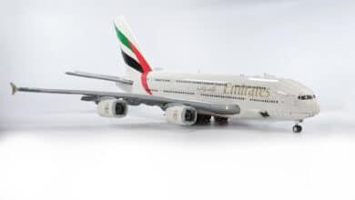 Photo of Lego'dan Airbus A380