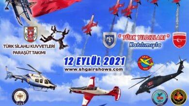 Photo of SHG Airshow 2021 canlı yayınlanacak