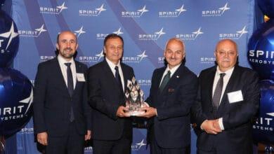 Photo of Spirit'ten TUSAŞ'a en iyi tedarikçi ödülü
