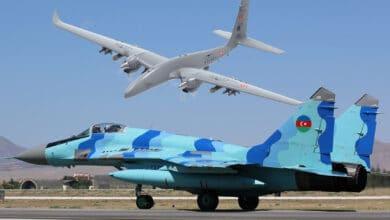 Photo of Akıncı ve Azerbaycan Mig-29'u gösteri yapacak