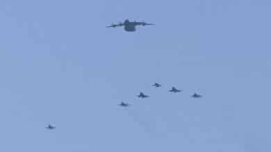 Photo of Türk ve Azerbaycan Hava Kuvvetleri İstanbul'u selamladı