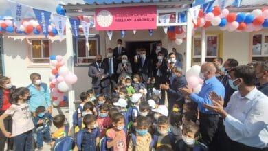 Photo of Depremde hasar gören anaokula ASELSAN yardımı