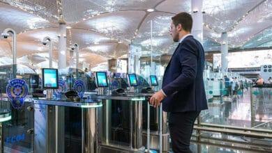 Photo of İstanbul Havalimanı'nda pasaportta 20 saniyede geçiş
