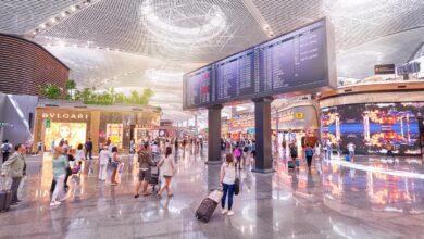Photo of Ağustos yolcu rakamları 2019'a yaklaştı