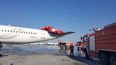 Photo of Kuyruğu parçalanan uçak THY filosundan ayrıldı