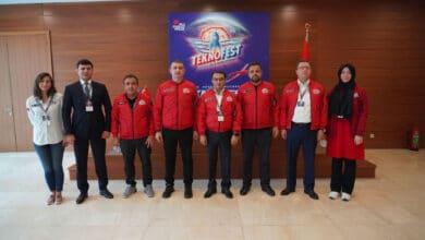 Photo of Teknofest 2022'de Azerbaycan'da