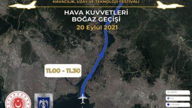 Photo of Türk ve Azerbaycan uçakları İstanbul Boğazı'nda uçacak
